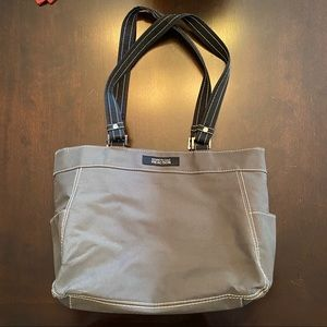 Green Kenneth Cole Tote Bag